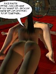 Young busty babe forced to give a head to lusty old king. tags: facial, 3d, naked girl.
