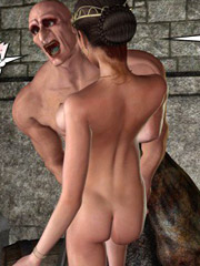 Bound girls are violated!
